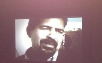Chokri Belaïd im Film von Habib Mestiri