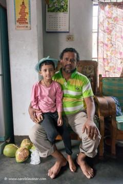 Elisia und ihr Vater