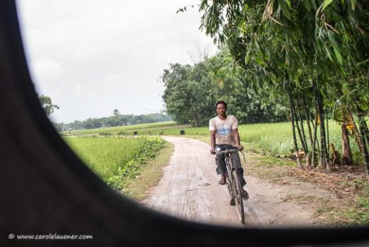Die Idylle trügt: Die Grenzregion zwischen Indien und Bangladesch ist eine der gefährlichsten der Welt.