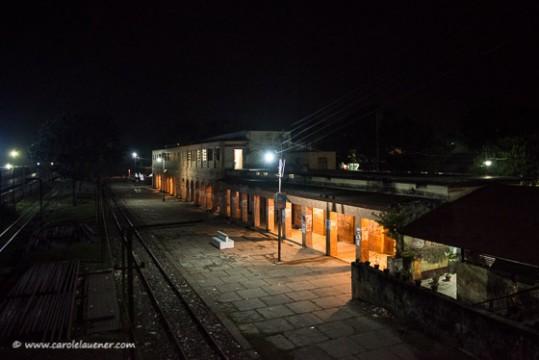 Der Bahnhof von Lalmonirhat