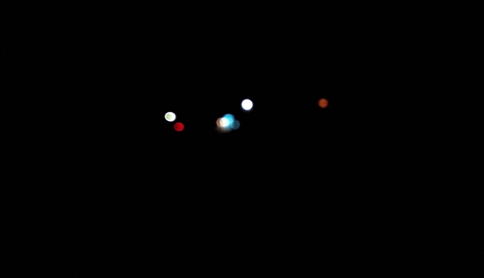 Ekantakuna Road, 7. Oktober, 8 pm.