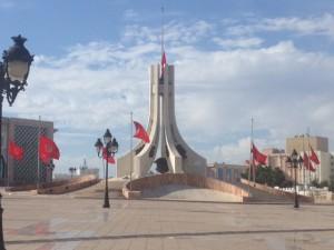 Fahnen auf Halbmast:Nationaler Trauertag am 19. Oktober