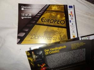 Der Schweizer Film läuft im bolivianischen Kino.