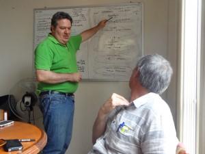 Zu Besuch bei der NGO Prometa und ein Erklärungsversuch über das  Vivir bien.