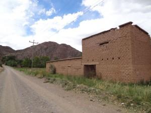 Viele der Häuser in den Dörfern sind verlassen.