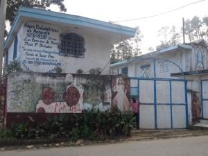 Fondation des Soeurs rédemptrices de Nazareth à Kenscoff