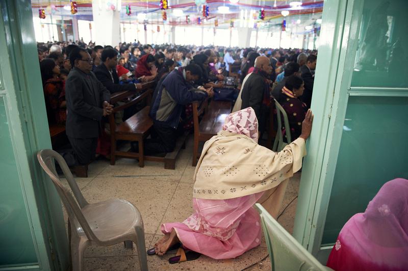 Gemeinsames Beten