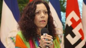 Die First Lady von Nicaragua - Rosario Murillo