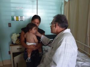 """Hunderttausende Patienten wurden im """"HAN"""" schon behandelt - es gehört zu den wichtigsten Gesundheitsinstitutionen des Landes."""